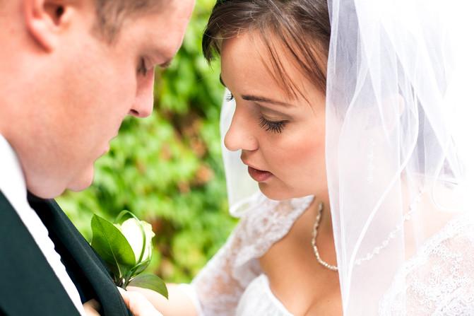 Svadba Števky a Ivana