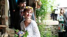 Denisa a Boris. Svadba v Karpatoch.