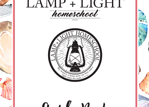 Lamp + Light Year 2 Guide Book - Digital Download