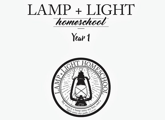 Lamp + Light Year 1 Main Curriculum - Digital Download