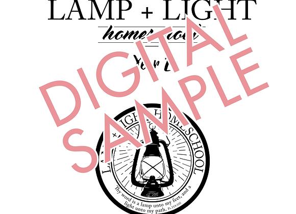 Lamp + Light Year 2 Curriculum Free Sample - Digital Download