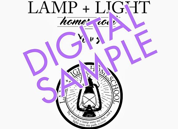 Lamp + Light Year 3 Curriculum Free Sample - Digital Download