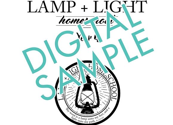 Lamp + Light Year 4 Curriculum Free Sample - Digital Download