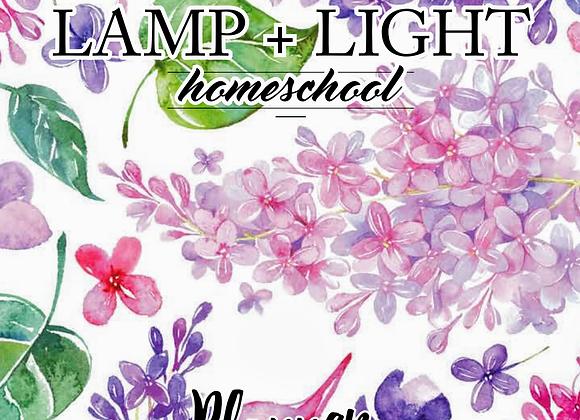 Lamp + Light Year 3 Planner - Digital Download