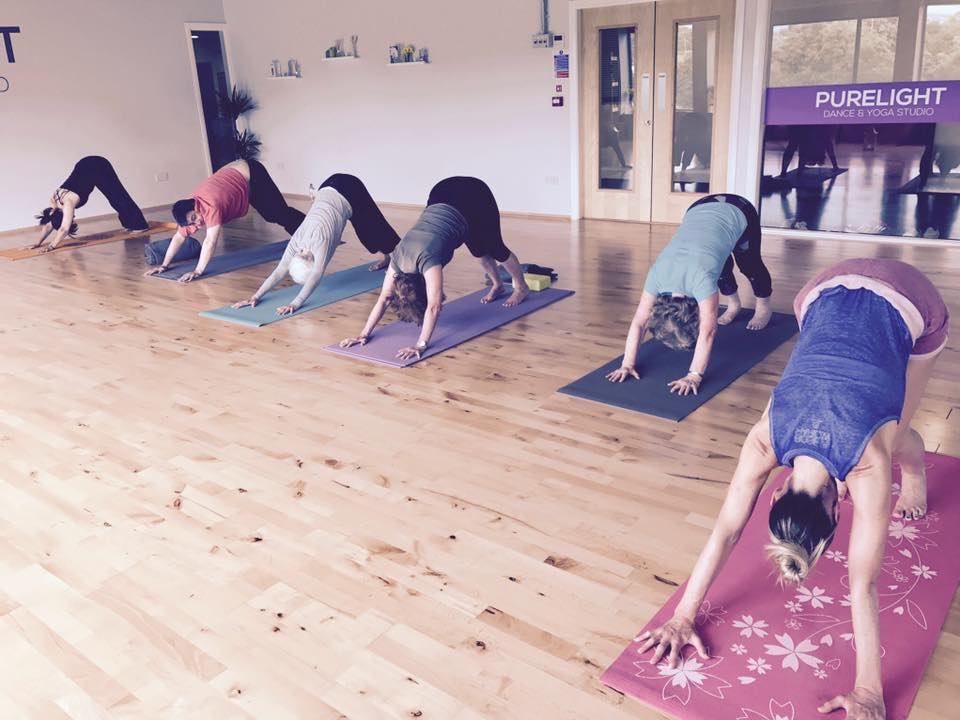 Flowing Yoga Blend