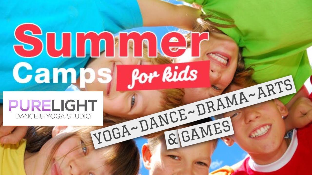 YOGA, DANCE & DRAMA SUMMER CAMP