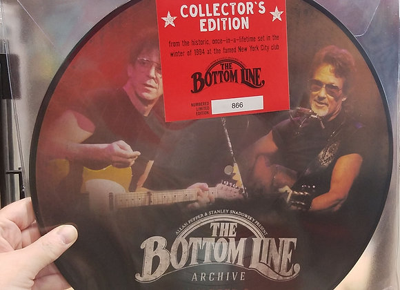 The Bottom Line Archives - Lou Reed and Kris Kristofferson - Picture Disc