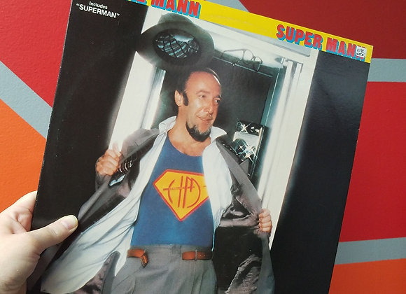 Herbie Mann - Super Mann - LP