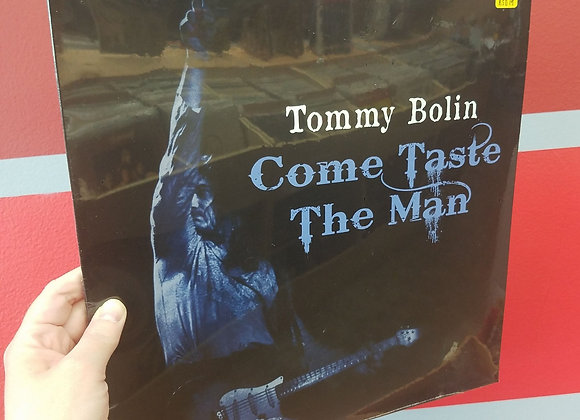Tommy Bolin - Come Taste The Man - LP