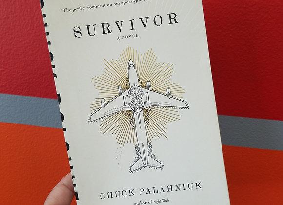 Survivor- Chuck Palahniuk
