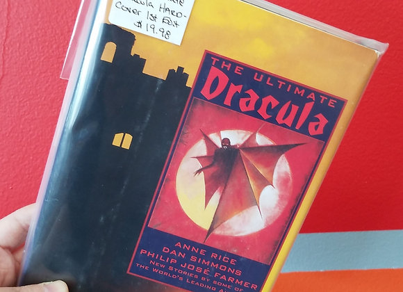 The Ultimate Dracula- Anne Rice, Dan Simmons, Philip Jose' Farmer