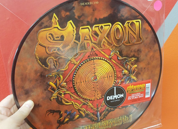 Saxon - Into the Labyrinth - Picture Disc