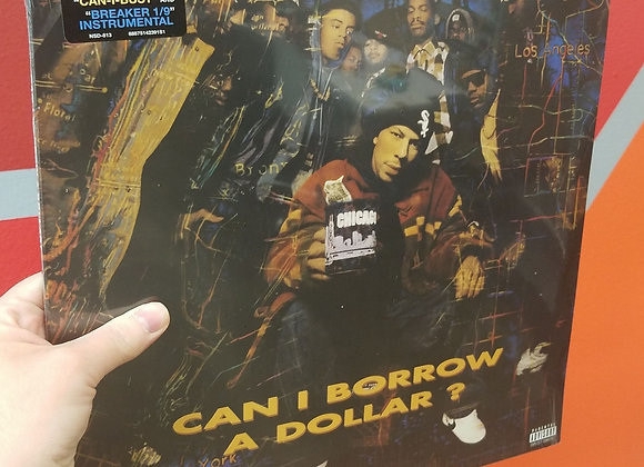 Common - Can I Borrow A Dollar? - LP