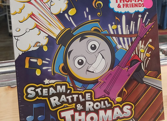 Thomas and Friends - Steam, Rattle & Roll Thomas - 10 in.