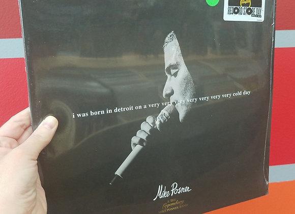Mike Posner - I Was Born In Detroit... - LP