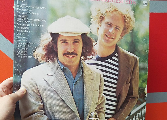 Simon And Garfunkel's Greatest Hits - LP