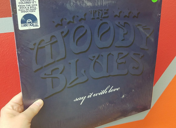 The Moody Blues - Say It With Love - LP