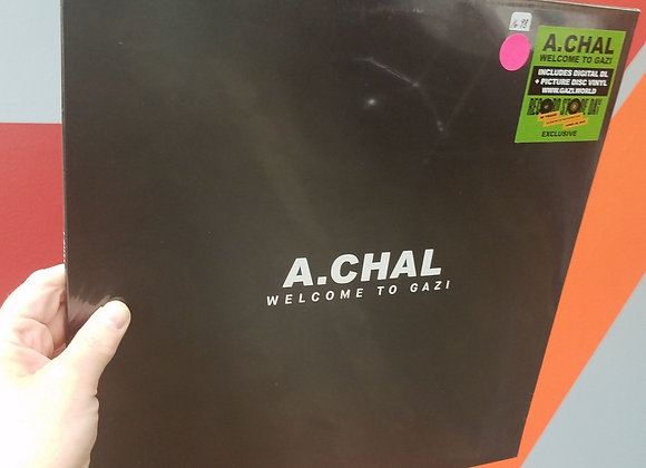 A.Chal - Welcome to Gazi - LP