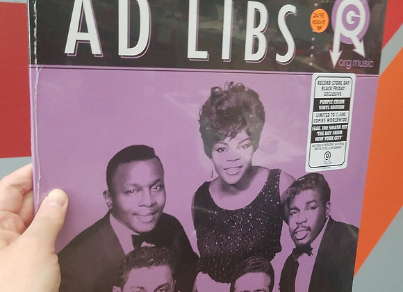 Presenting The Ad Libs - LP