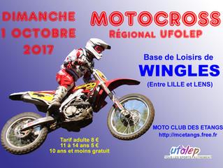 Motocross Régional à Wingles