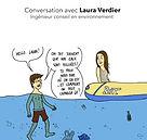 BD environnement Laura Verdier par quent