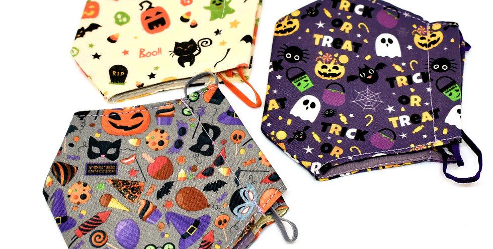 Infantil - Halloween en tres colores