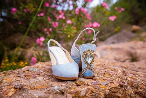 HME Zapatos novia
