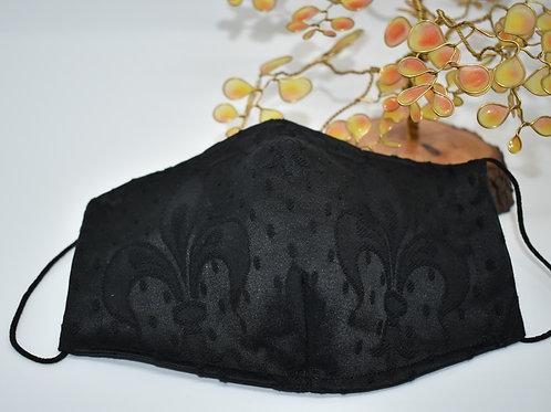 Elegante Lis Negro