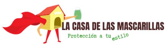 Logo Nuevo - LA CASA DE LAS MASCARILLAS.