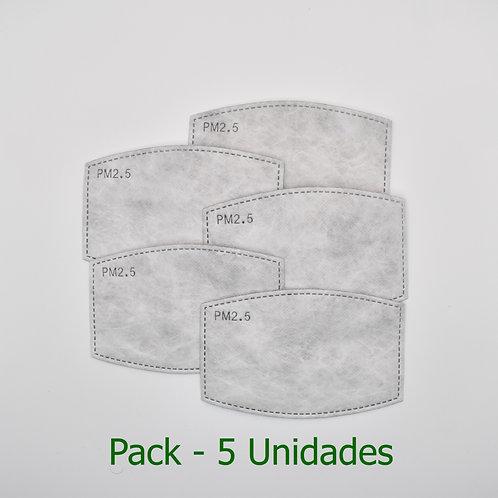 Filtros de carbón activado PM2.5
