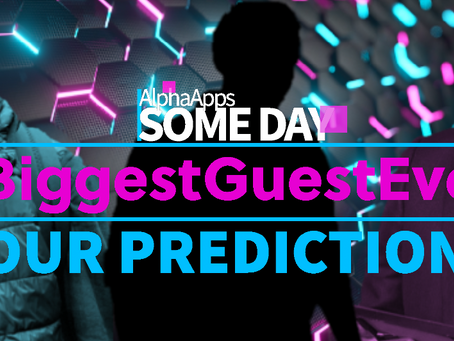 Your thoughts on the #BiggestGuestEver