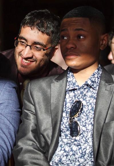 Photo of Sumair and Charles