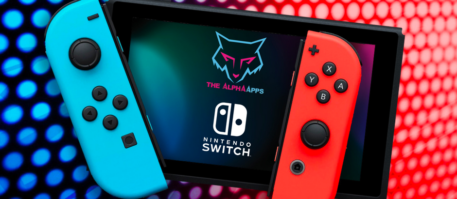 The AlphaApps joins Nintendo