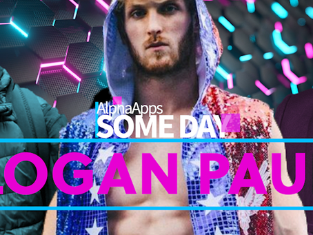 Logan Paul is coming to The AlphaApps's podcast