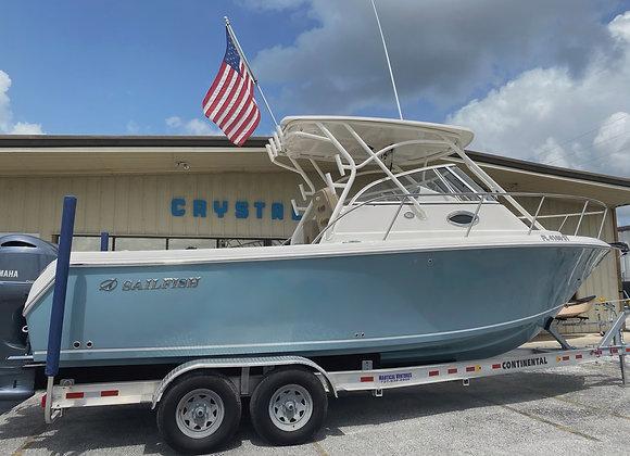 2020 SailFish 270CC