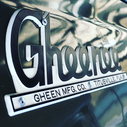 gheenoe logo photo