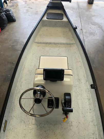 LT25 Low front deck with fiberglass batt