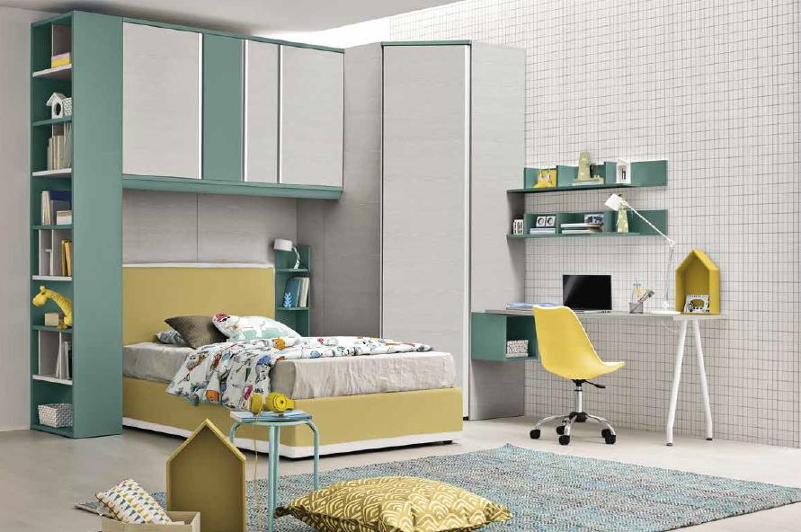Promozione Camerette   House Design Arredamenti   Camerano