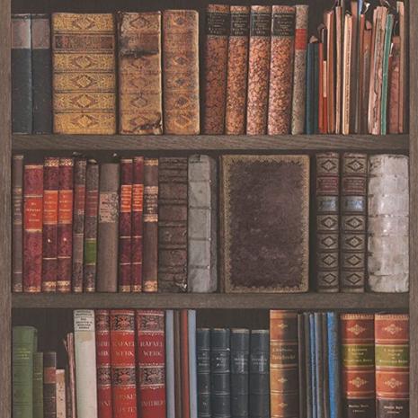 Library Wallpaper