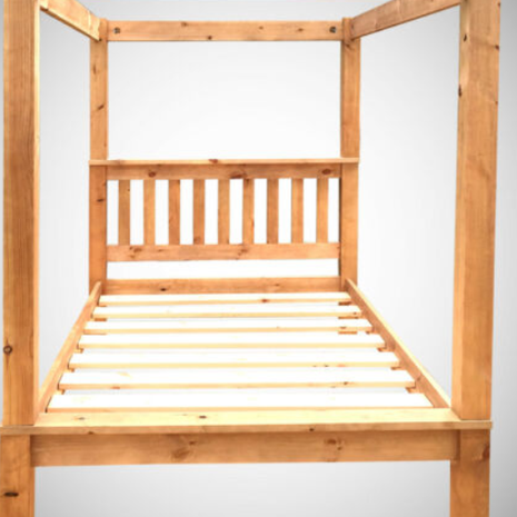 Four Poster Bed Frame