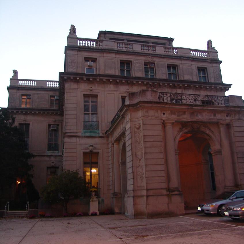 Woodrow Wilson Hall