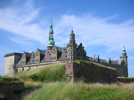 My visit to the haunted Kronborg Castle