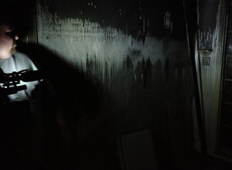 Ghost captured at Homestead resturant.