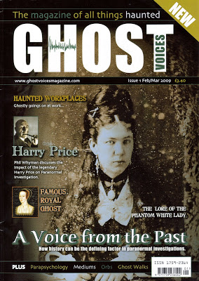 ghost voices mag