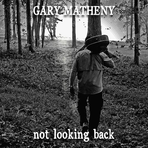 Not Looking Back (CD)