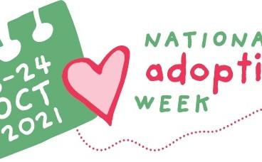 Celebrating National Adoption Week!