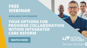 Catch up on our webinar: Your options for provider collaboration within your Integrated Care System