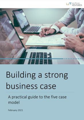 Our guide to writing business cases