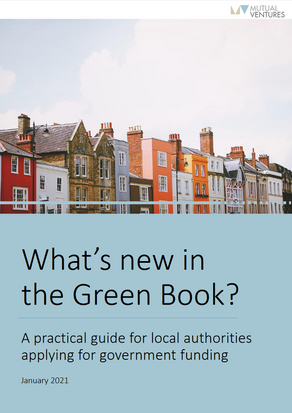 MV publishes guide to the updated HM Treasury Green Book