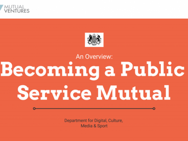 Becoming a public service mutual